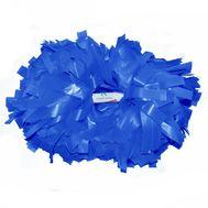 Помпон гантель матовый (синий), фото 1