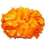 Помпон гантель матовый (оранжевый), фото 1